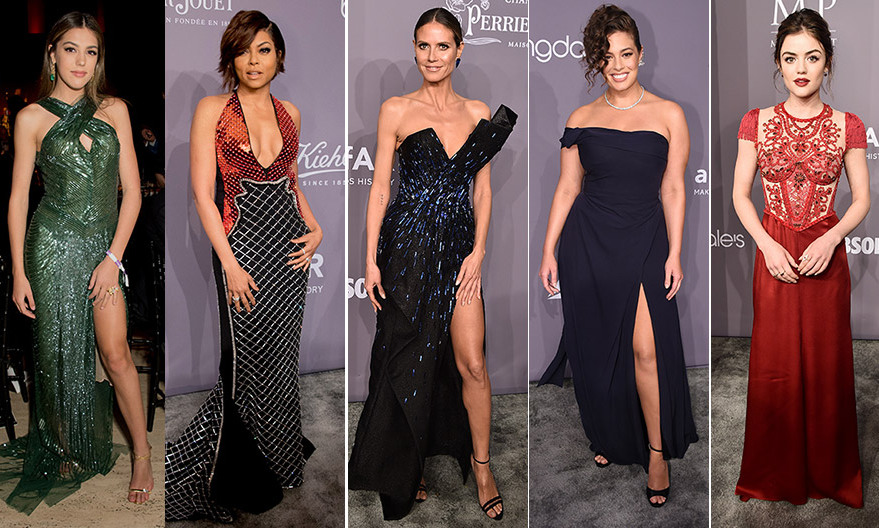 amfAR gala New York 2018: The best red carpet looks ...